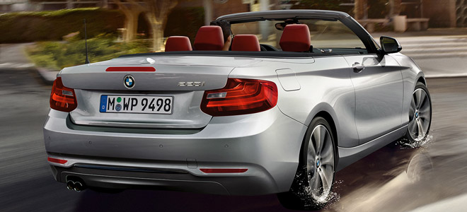 2018 BMW 2 Series Cabriolet