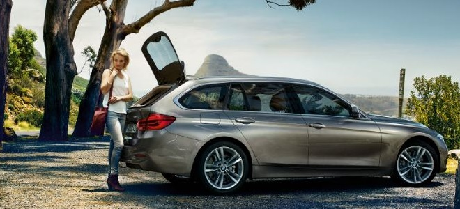 2018 BMW 3 Series Touring