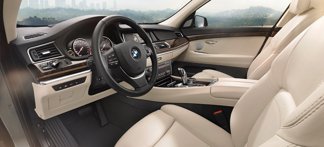 2018 BMW 5 Series Gran Turismo