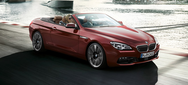 2018 BMW 6 Series Cabriolet