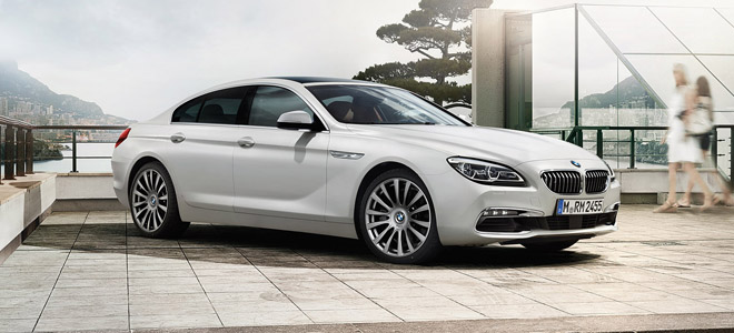 2018 BMW 6 Series Gran Coupe model