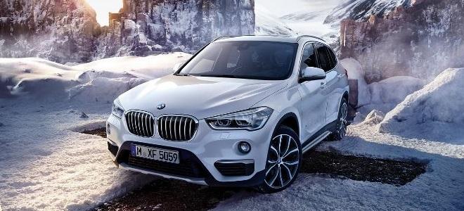 2018 BMW X1 model