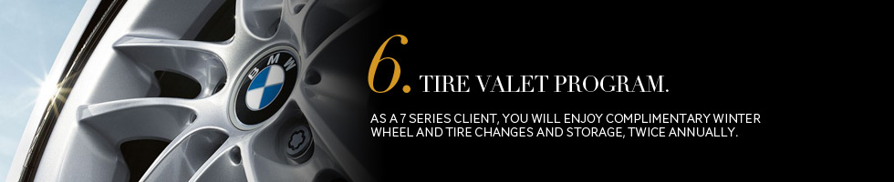 Tire Valet Program
