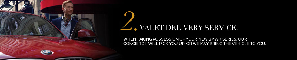 Valet Delivery Service