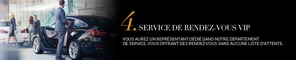 VIP Service Booking