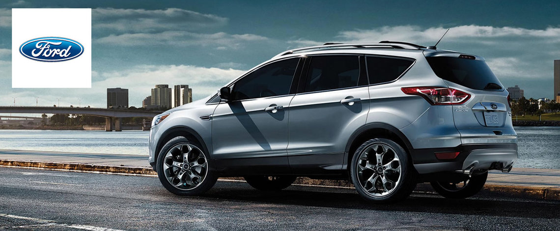 2016 Ford Escape model
