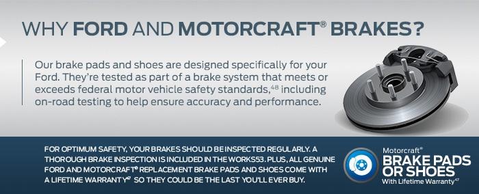 motorcraft-brakes-offer