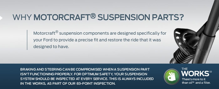 motorcraft-suspension-parts