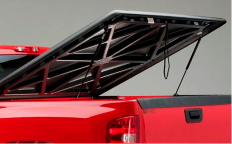 Undercover 'classic' Hard Polymer Tonneau Cover at Pro Truck in Edmonton, AB