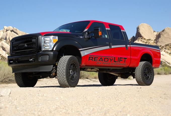 ReadyLift Ford Super Duty Lift Kits at Pro Truck in Edmonton, AB