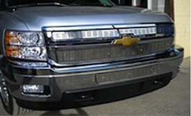 Air Hawk Stainless Steel Custom Grilles at Pro Truck in Edmonton, AB