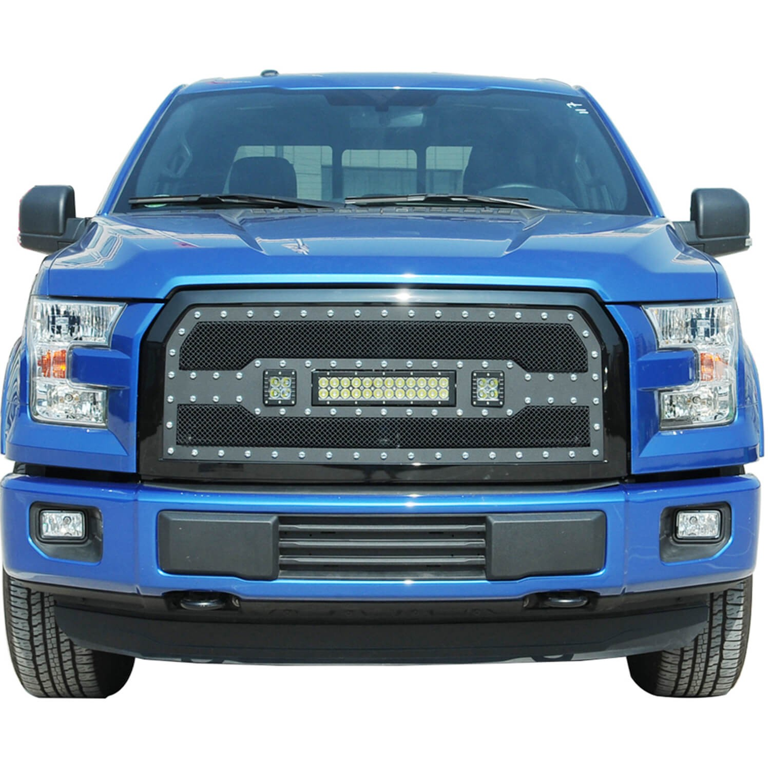 F-150 Evolution Package Grille at Pro Truck in Edmonton, AB