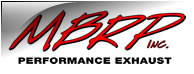 MBRP Inc. Performance Exhaust at Pro Truck in Edmonton, AB