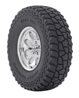 Mickey Thompson Tires, Driven to Perform at Pro Truck in Edmonton, AB
