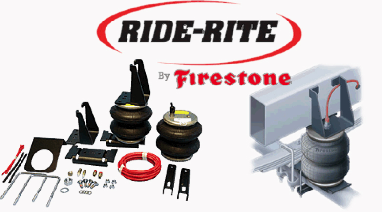 Ride-Rite Tools at Pro Truck in Edmonton, AB