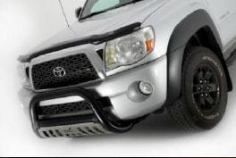 Auto Ventshade at Pro Truck in Edmonton, AB