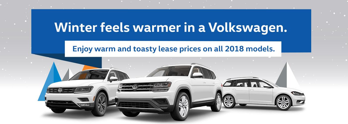 VW Winter feels warmer