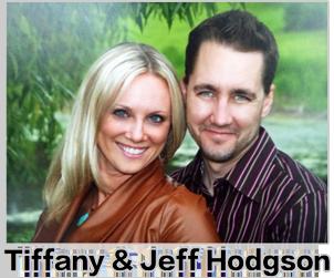 Tiffany and Jeff Hodgson