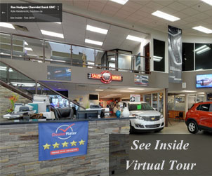 Virtual Dealership Tour