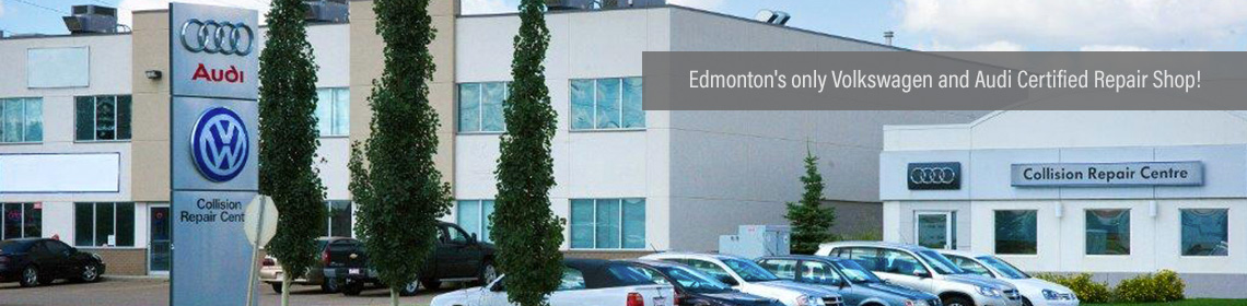 Volkswagen Certified Repair Shop in Edmonton, AB