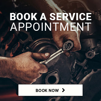Book a Service appointment Ad Block