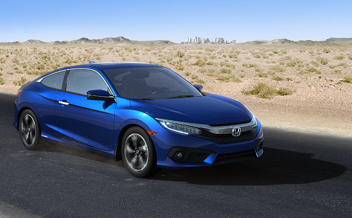 2018 Honda Civic Coupe at St. Albert Honda