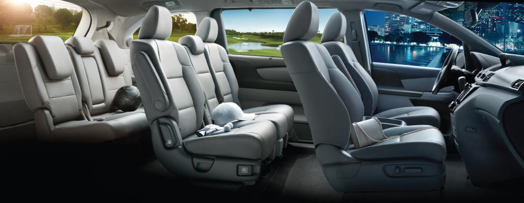 Honda vehicle interior