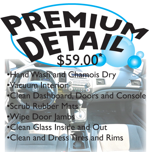 Premium Detail Package
