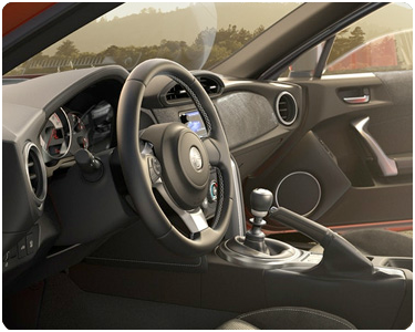2018 Toyota 86 Interior Cabin Dashboard Steering Wheel