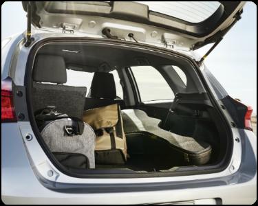 2018 Toyota Corolla iM Exterior Rear Cargo Hold
