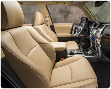 2018 Toyota 4Runner Interior Cabin Front Seat & Dashboard