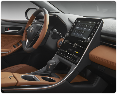 2019 Toyota Avalon Interior Cabin Dashboard