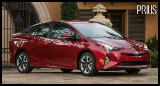 Toyota Prius model