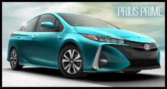 Toyota Prius Prime model