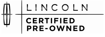 Lincoln Certified Pre-Owned vehicles