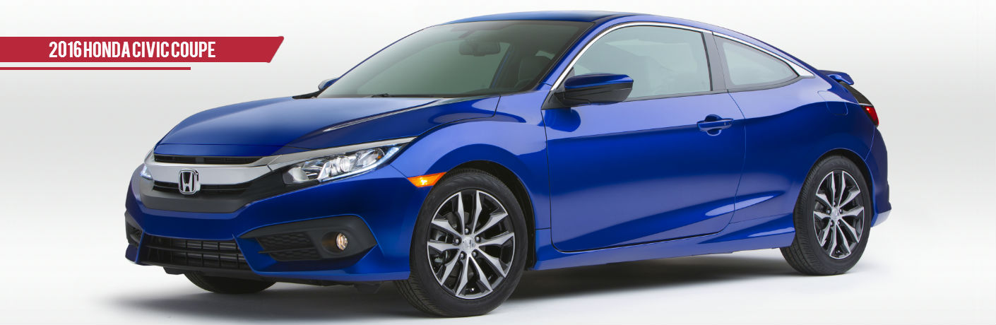 2016 Honda Civic Coupe Edmonton AB