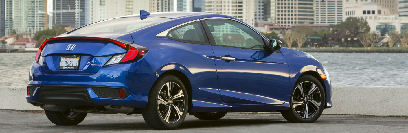 2017 Honda Civic Coupe Edmonton AB