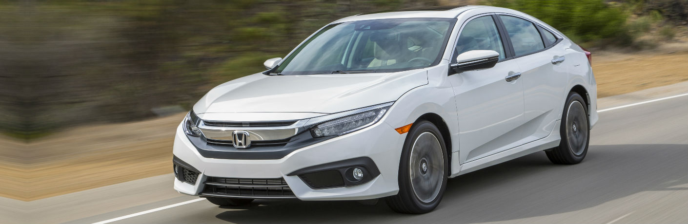 2017 Honda Civic Sedan Edmonton AB