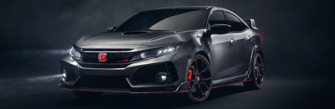2017 Honda Civic Type R Prototype Edmonton AB