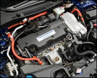 2017 Honda Accord Hybrid vs 2017 Ford Fusion Hybrid
