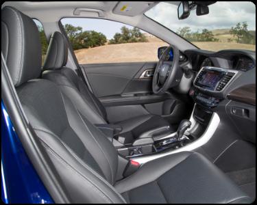 2017 Honda Accord Hybrid vs 2017 Kia Optima Hybrid