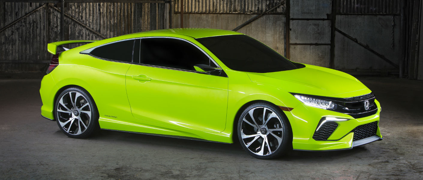 2016 Honda Civic Concept Canada