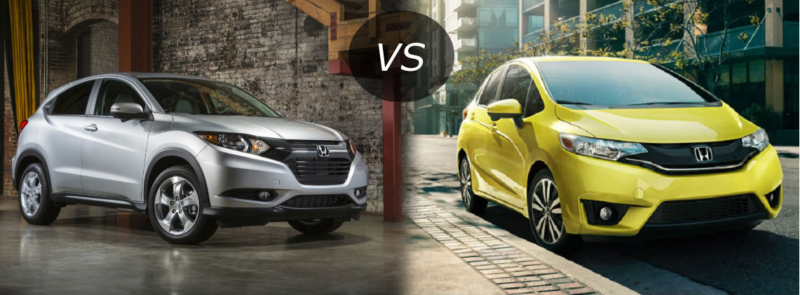 Wheaton Honda hr-v-vs-fit