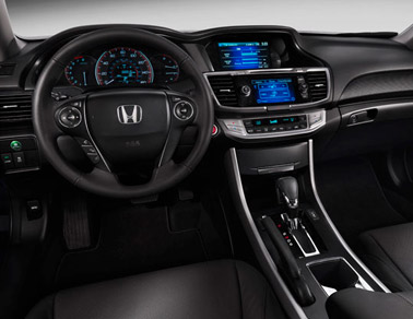 2015 Honda Accord Coupe Interior