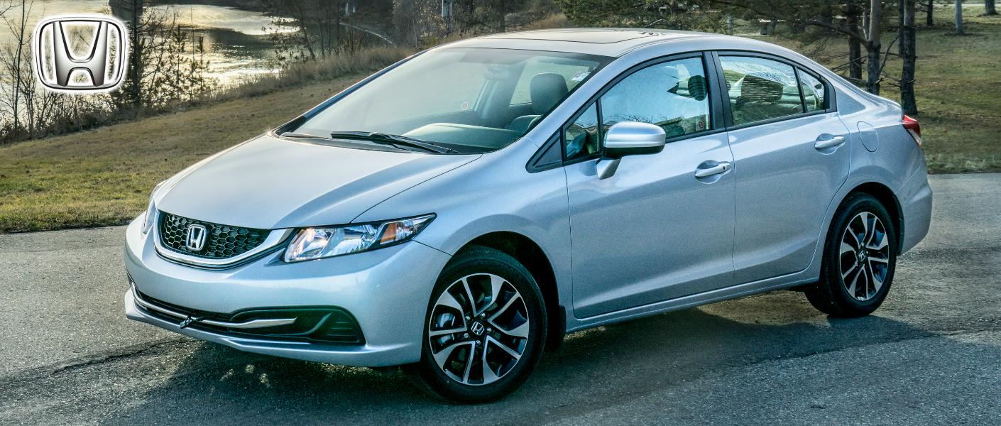 2015 Honda Civic Edmonton AB (1)