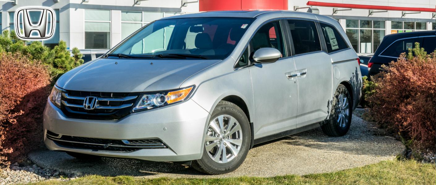 2015 Honda -Odyssey Edmonton AB