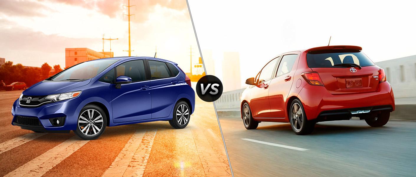 2015_honda-Fit-EX-vs-Toyota-Yaris-A