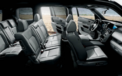 Honda-Pilot-interior