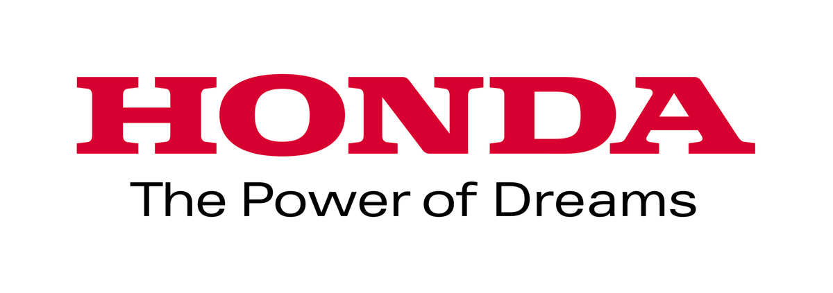 Honda the Power of Dreams logo.