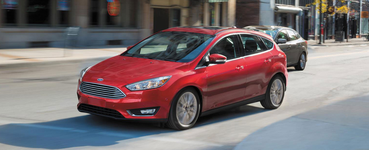 2017 Ford Focus car